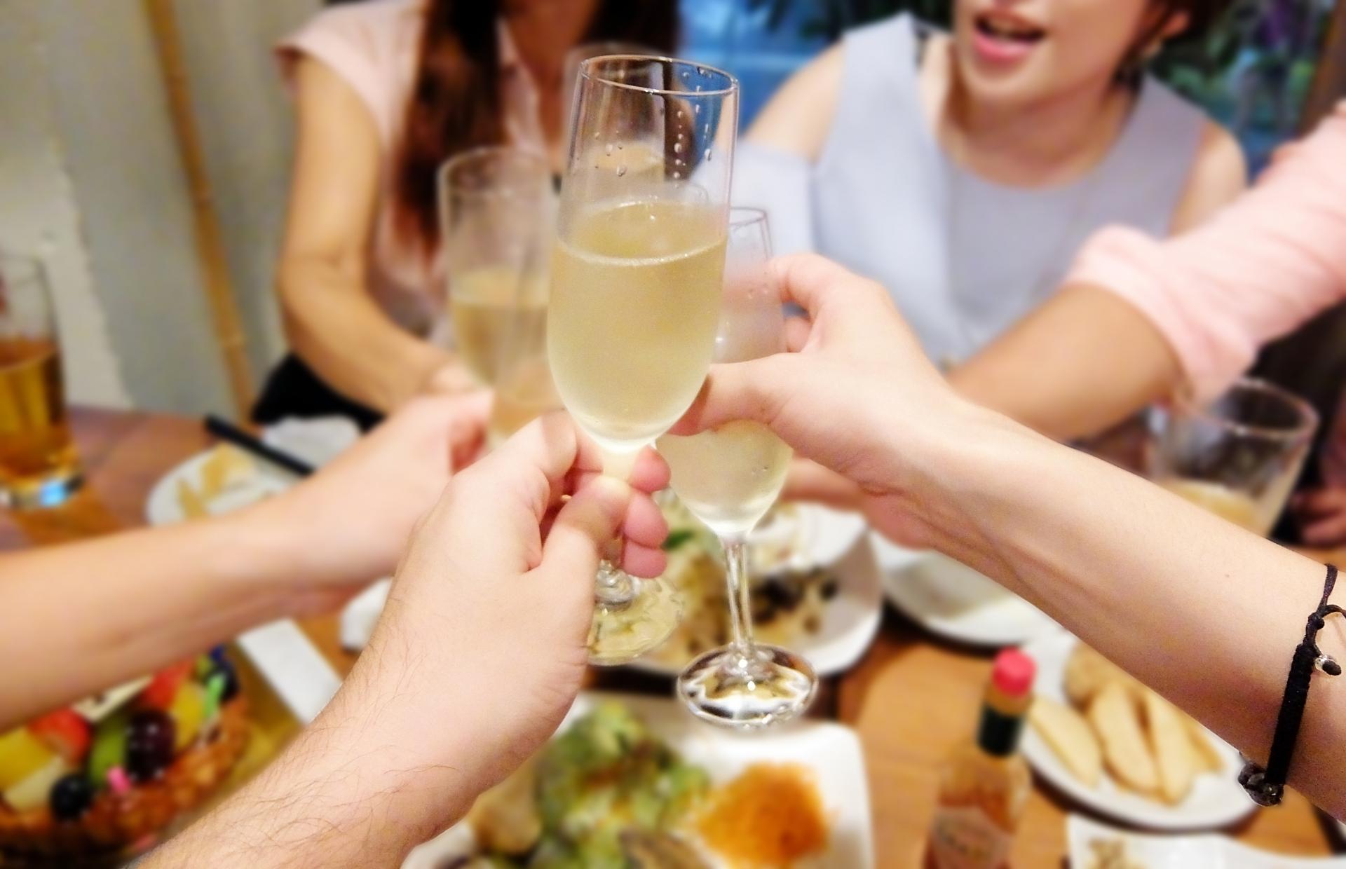 声を守る為に新年会などお酒の席で注意したい事